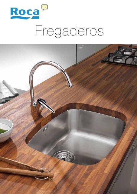 Fregaderos O Pilas De Cocinas Roca.   Venespa