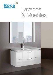 Lavabos. Catálogo Roca de lavabos. Muebles de baño y ... - Venespa