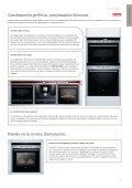 Hornos de cocinas Siemens catálogo, hornos pirolíticos ... - Venespa - Page 4
