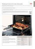 Hornos de cocinas Siemens catálogo, hornos pirolíticos ... - Venespa - Page 6