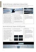 Hornos de cocinas Siemens catálogo, hornos pirolíticos ... - Venespa - Page 7
