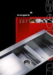 Catálogo completo Nayes, todos los productos ... - Venespa