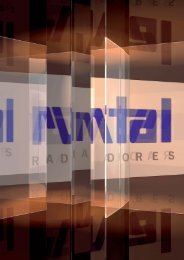 Runtal radiadores, catalogo pdf, calefacción agua ... - Venespa