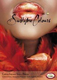 Catálogo Osaka Sublime Colours, colores decoración ... - Venespa