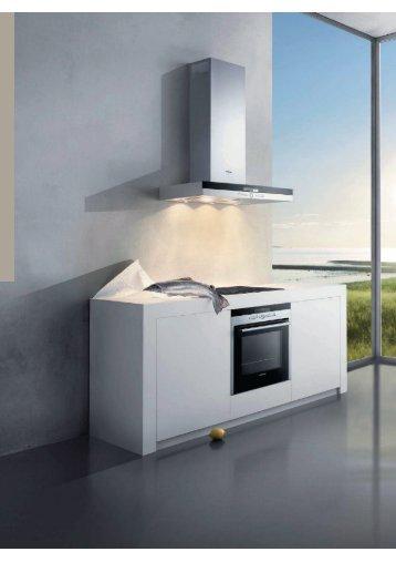 Catálogo de campanas extractoras de cocinas Siemens ... - Venespa