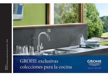Campanas de cocinas cat logo aeg electrolux venespa - Grifos de cocinas ...