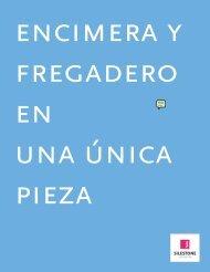 Fregaderos Silestone® + Aquartz - Venespa