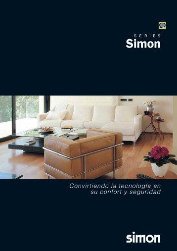 Todas las series Simon - Venespa