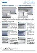 Puertas y persianas enrollables de aluminio o acero ... - Venespa - Page 6