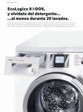 Catálogo Bosch lavado, lavadoras, secadoras ... - Venespa - Page 4
