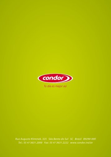 Haga clic aquí - Condor