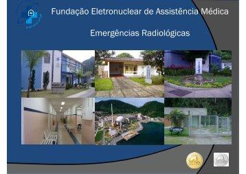 Fundação Eletronuclear de Assistência Médica Emergências ...