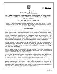 decreto - DISASTER info DESASTRES