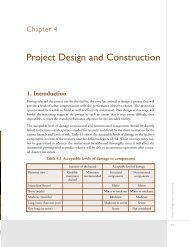 Project Design and Construction - DISASTER info DESASTRES