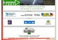 VIGIAPP - DISASTER info DESASTRES