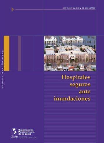 Hospitales seguros ante inundaciones - Protección Civil