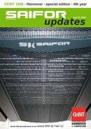 saifor updates march 2008