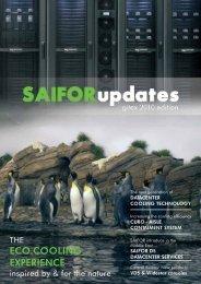 saifor updates october 2010