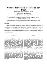 Control de potencia monofásica por SPWM - edUTecNe ...