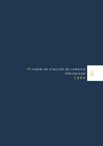 master en dirección de comercio internacional - Emagister