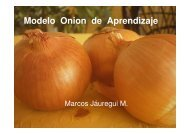 Modelo Onion de Aprendizaje - Emagister