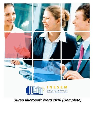Curso Microsoft Word 2010 (Completo) - Emagister