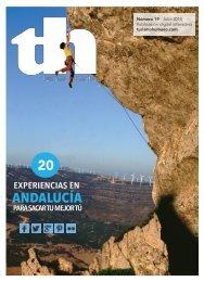 Revista Turismo Humano 19. 20 experiencias en Andalucía