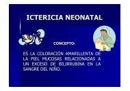 ICTERICIA NEONATAL - Emagister