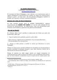 EL DIARIO PEDAGOGICO 1 Compilador: Julio Roberto ... - Emagister