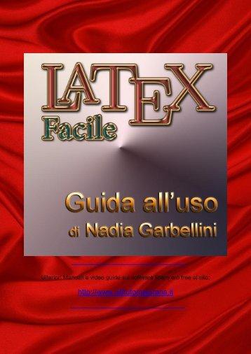 LATEX Facile - Majorana