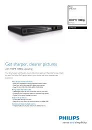 DVP3360/12 Philips DVD player - Mixi, foto in video