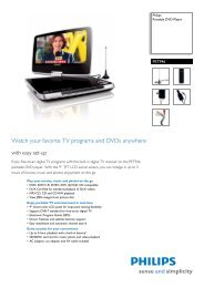 PET946/12 Philips Portable DVD Player - Mixi, foto in video