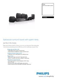 HTS3020/12 Philips DVD home theatre system - Mixi, foto in video