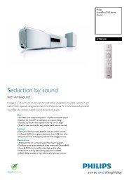 HTS8150/12 Philips SoundBar DVD home theater - Mixi, foto in video