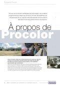 EN ÉCRANS DE PROJECTION - Procolor - Page 5