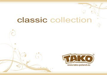 Catalog Tako Classic Collection