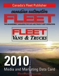 VANS & TRUCKS - Fleet Business