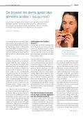 règles d'hygiène buccale après la consommation d'aliments acides. - Page 3