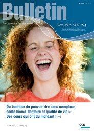 Bulletin pour les MDS N° 115 (fichier pdf, 2.4 Mo)