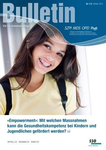 «Empowerment»: Mit welchen Massnahmen kann die ...