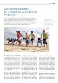 Gesundheitskompetenz – ein Schlüssel für gesund - Stiftung für ... - Seite 3