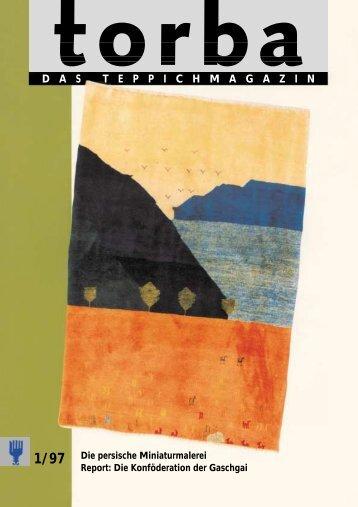 Die persische Miniaturmalerei - torba la revue du tapis