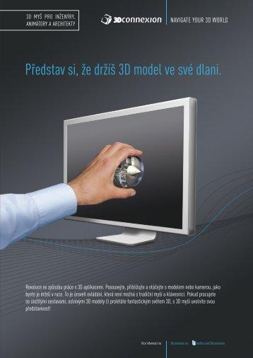 Představ si, že držíš 3D model ve své dlani.