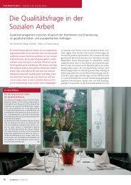 Lesen Sie den Artikel von Daniel Iseli und Philipp Schneider in der ...