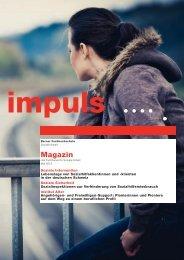 Magazin - Soziale Arbeit - Berner Fachhochschule