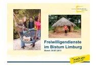 PPP Konzept ASD - Fachstelle Freiwilligendienste im Bistum Limburg