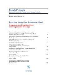 Dominique Duprez / Axel Groenemeyer - Soziale Probleme