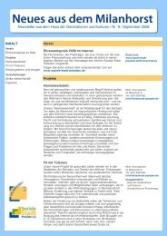 Newsletter_9_Milanhorst 1 - Soziale Stadt Potsdam e.V.