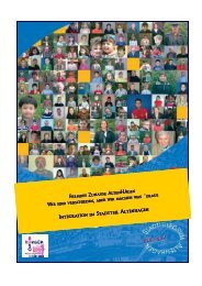 Integration im Stadtteil Altenhagen - Soziale Stadt NRW