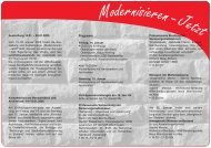 Programm - Soziale Stadt NRW